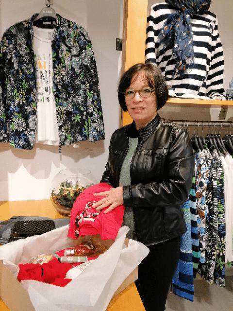 Mode Sabine Lemke im Bekleidungsgeschäft in Winnenden Lieferservice und Auswahlen