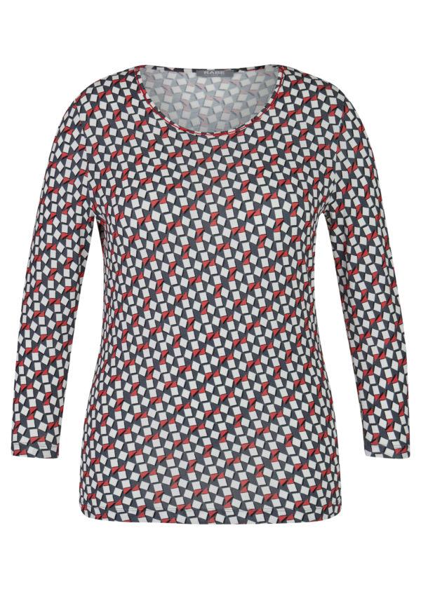 45-022352 3/4 Arm T-Shirt von Rabe Moden bei Mode Sabine Lemke aus Winnenden Damenmode und onlineshop