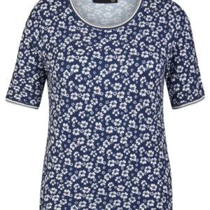 Rabe T-Shirt mit floralem Print