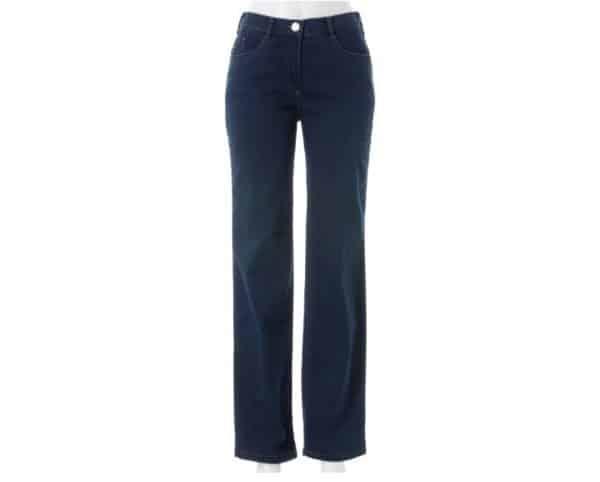 Five Pocket Jeans Selma von Stark Hosen in einer klassischen Power Denim Qualität mit etwas höherer Leibhöhe in denimblue und blackdenim bei Mode Sabine Lemke im Geschäft oder im onlineshop