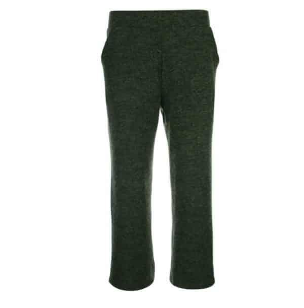 Kenny S 471120 4950 modische Jersey Hose in tannengrün